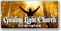 Guiding Light Church plate design example